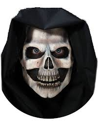 halloween prosthetic makeup kits amazon com skull foam latex prosthetic size clothing