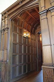 woodwork creating a tudor interior period homes magazine