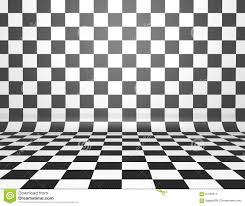 Chess Board Design Chess Board Illustration Tiled Background With Black And White