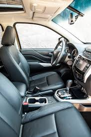 mitsubishi crossover interior the all new nissan np300 navara pick up installer