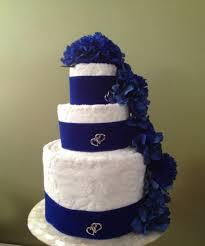 wedding shower towel cake diaper cakes baby shower centerpieces