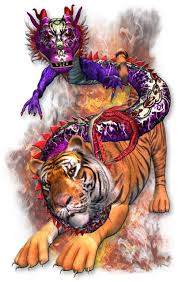 and tiger yin yang fighting symbols i just found t flickr