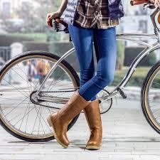 bicycle boots women u0027s boot bambina tan panama jack official