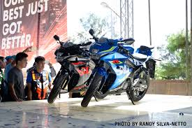 philippine motorcycle suzuki philippines in full force with the royal arrival of its new