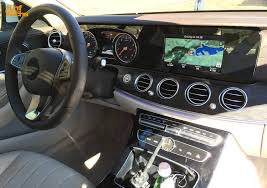 mercedes dashboard 2017 base spec 2017 mercedes e class reveals its analog dials