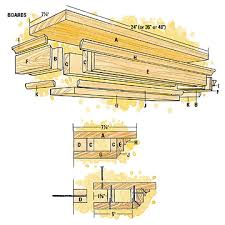 Free Woodworking Plans Floating Shelves by Floating Bookcase Plans Plans Diy Free Download Queen Storage