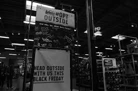 rei thanksgiving rei decides to optoutside on black friday the catalyst