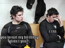 sidney crosby birthday card birthday boy sidney crosby hockey s finest