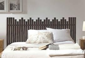 couette en bambou tête de lit en bambou wengé palissade 5807