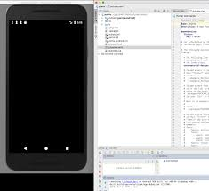 android sdk emulator android apps aren t loading or loading with black screen in