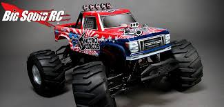 basher nitro circus mt 1 8th scale rc monster truck big squid rc