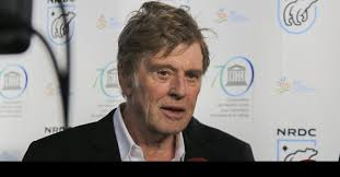 when did robert redford get red hair robert redford give the reins to the young