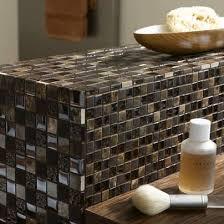 bad mit mosaik braun badezimmer in braun mosaik system auf badezimmer plus in braun