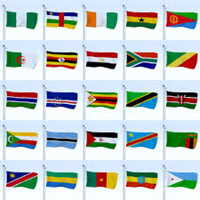 African Flags And Their Countries All African Flag Pack By Dragosburian 3docean
