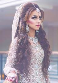 hair styles pakistan latest pakistani bridal hairstyles 2017 for girls 18 fashionglint