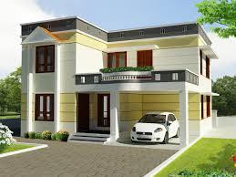 image of house 4 bedroom modern triplex 3 floor house design area 234 sq mts