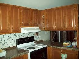 painting mobile home kitchen cabinets cabinets are painted