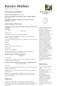 Sample Resume For Therapist by Therapist Resume Samples Visualcv Resume Samples Database