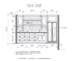 Kitchen Cabinets Dimensions Inspiring Design  Standard For - Height of kitchen cabinets