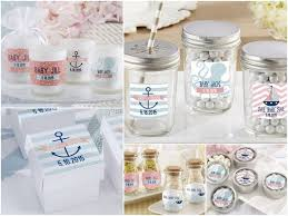 baby shower gifts for guests nautical baby shower ideas hotref party gifts