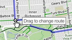 Google Map Route by Biking Directions On Google Maps Youtube