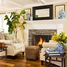 house tour renovate and restyle stone fireplaces living rooms