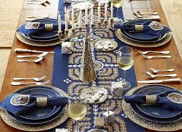 hanukkah tableware plan your hanukkah decor and tablescapes tastefully chowhound