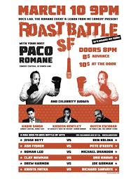 Columbus Monthly 2016 Top Doctors Comedy Roast Battle Sf U2013 Tickets U2013 Doc U0027s Lab U2013 San Francisco Ca