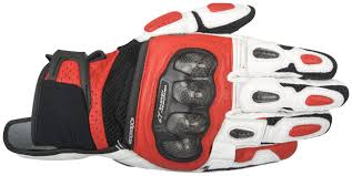 alpinestars motocross gloves alpinestars spx air carbon gloves cycle gear