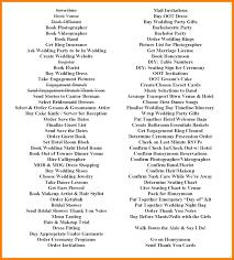 Bathroom Necessities Checklist 15 Wedding To Do List Xavierax