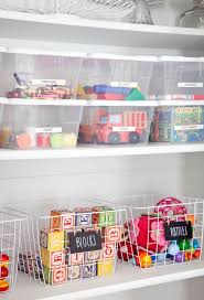 Make Your Own Childrens Toy Box by Best 20 Toy Organization Ideas On Pinterest U2014no Signup Required