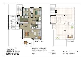 new build villa on 1 floor for sale san miguel de salinas