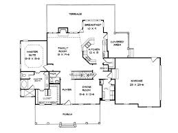 unique house plans with open floor plans 17 best narrow lot house plans images on country house