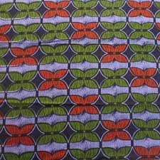 fabric of the week abstract butterfly print urbanstax