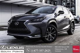 lexus nx 2017 lexus nx 200t for sale in edmonton alberta