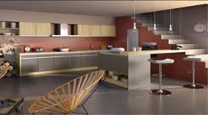 idee couleur cuisine ouverte idee peinture cuisine ouverte maison design bahbe com