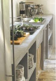 11 amazing concrete kitchen design ideas concrete wood concrete