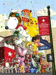 dantat 2006 macy s day parade poster