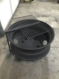 fire pit topper 25
