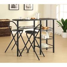achat table cuisine smoothie table de bar desserte 2 personnes 118x88 cm 2 chaises