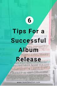 a photo album 6 tips for a successful album release reverbnation