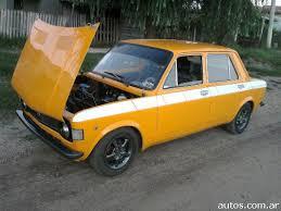 Fiat 128 IAVA TV 1100 - 1972