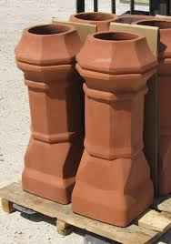 upcycle clay chimney pot decorative planter repurpose project