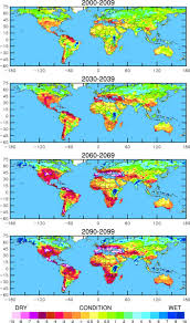 World Climate Map by Climate U0026 Conflict Warmer World May Be More Violent Climate Central