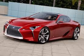 lexus lf fc price in india lexus lf lc concept petrolhead central