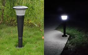 ideas led lawn lights fetching popular lawn light