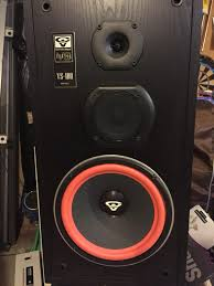 cerwin vega home theater find more price reduced cerwin vega speakers 10 inch for sale