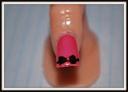 nail polish design of the day