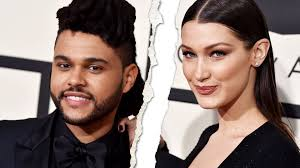 what is the weeknds hairstyle called bella hadid and the weeknd call it quits stylecaster
