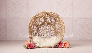 digital backdrops digital backdrops and digital props crocheted bowl newborn prop